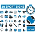 Sport signs vector | Price: 1 Credit (USD $1)