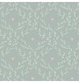 spring pattern vintage vector image vector image