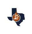 texas energy advantage oil mining vector image vector image