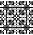 Geometric lattice pattern vector image
