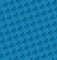 blue plus abstract background vector image vector image