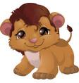 leon cartoon vector image vector image
