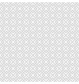 abstract geometric pattern with grey lines on vector image vector image