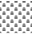 burito selling pattern seamless vector image vector image