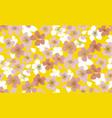 luxury elegant floral seamless pattern vector image