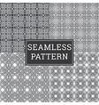 seamless art deco pattern texture decorative vector image vector image