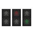 traffic light 05 vector image