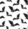 Bat pattern2 vector image