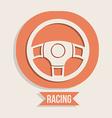 Race design vector image vector image