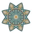 Mandala Vintage Design vector image vector image