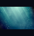 soft aquatic background vector image vector image