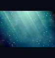 soft aquatic background vector image