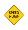 usa traffic road signs vertical deflection in the vector image