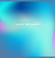 new abstract blurred gradient mesh background in vector image
