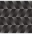 Seamless Black And White Circle Stippling
