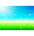 vector bright background vector image vector image