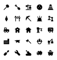Construction Icons 2 vector image vector image