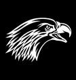 eagle 008 vector image vector image
