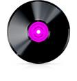 retro vinyl record vector vector image