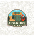 adventure time patch concept for shirt
