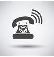 Gray Single communication vector image