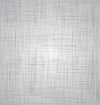 Seamless Gray Cloth Texture vector image