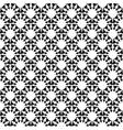 Design seamless decorative trellis pattern vector image