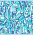 multicolored seamless background lines and waves vector image vector image