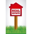 real estate vector image vector image