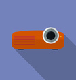 Icon of Projector Flat style vector image