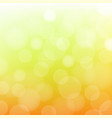 orange and yellow background vector image