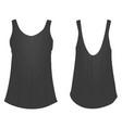 women t shirt vector image
