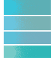 spray paint gradient detail in light blue vector image