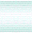 seamless abstract floral pattern pastel blue color vector image