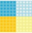 Simple Grid Pattern vector image