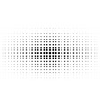 halftone gradient texture pattern background vector image vector image