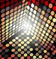 box of circles vector image vector image