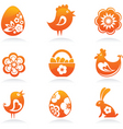 Easter icons vector | Price: 1 Credit (USD $1)