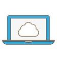 optimization database icon image design vector image