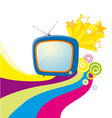 Tv poster vector | Price: 1 Credit (USD $1)