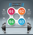 business are sports in our lives vector image vector image