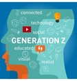 Generation z connected