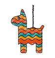 tacos food doodle vector image vector image