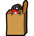 Bag of shopping