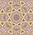 cute vintage seamless pattern vector image vector image