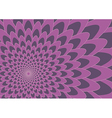 Purple flower Background vector image