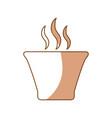 rice bowl katsudon vector image vector image