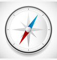 dial of compass with wind rose icon easy to edit vector image