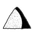Sand pile icon