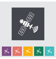 Satelite vector image vector image